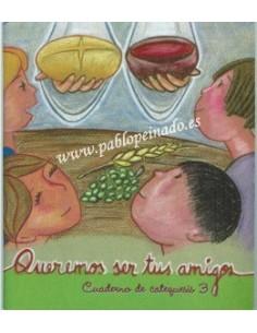 Cuaderno de propuestas y actividades para los niños que se preparan a celebrar los sacramentos de la Penitencia y la Eucaristía