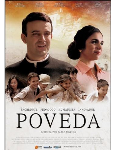La película narra la historia de Pedro Poveda (Linares, 1874 – Madrid, 1936), un sacerdote tenaz e innovador que abrió caminos