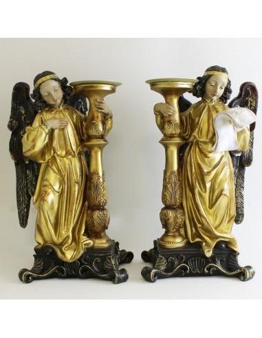 Se venden por separado, el precio es de la unidad.  Disponible: Ángel sin pergamino y Ángel con pergamino.