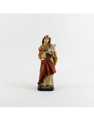 Santa Cecilia Medidas: 11cm, 15 cm y 20 cm