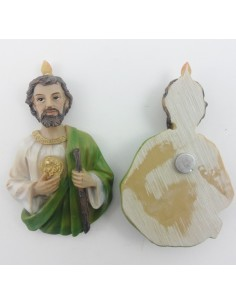 Iman San Judas Tadeo 9 cm.