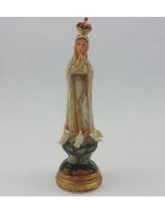 Virgen Fatima 11 cm.